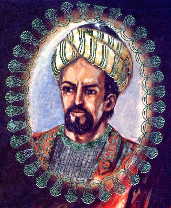 The poet Abu Al Tayeb Al Mutanabbi