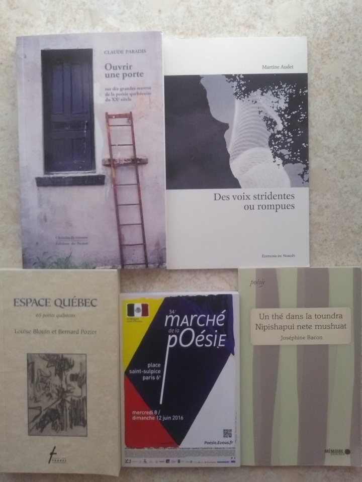 achats marché poésie