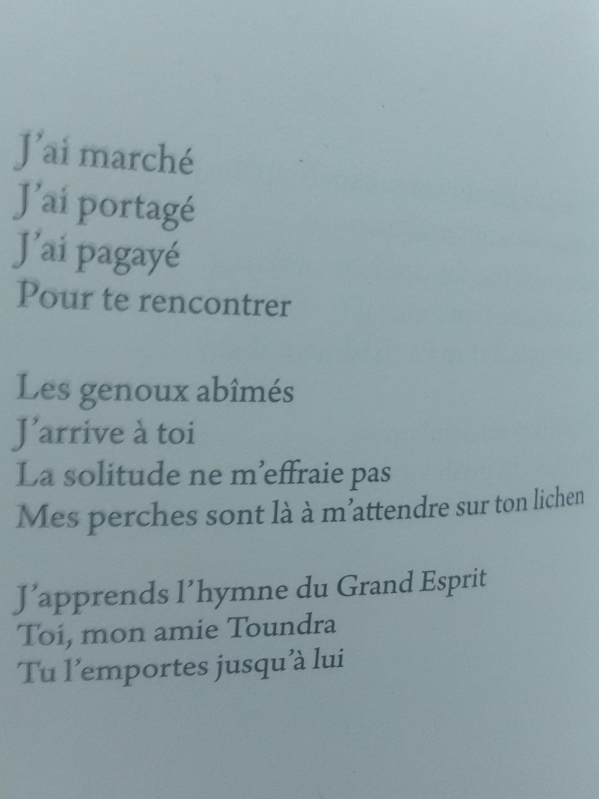 poeme josephine bacon fr