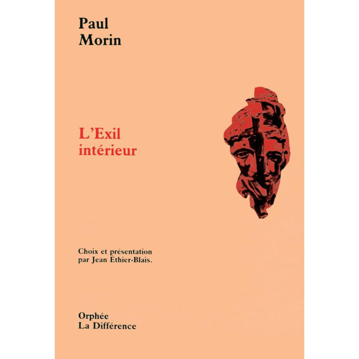 couv Paul Morin